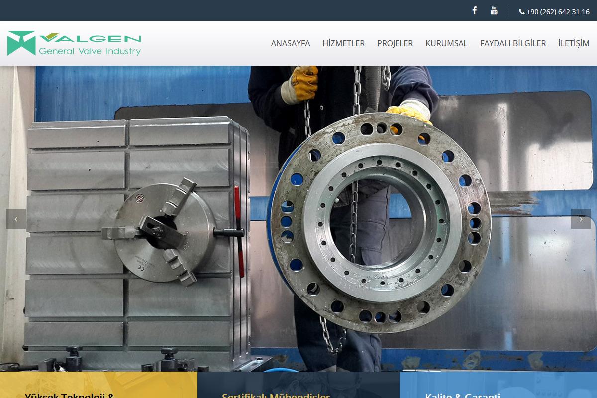 genelvana.com web tasarım